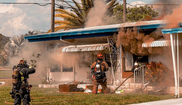 El 2017 posee el peor índice de Incendios de hogares