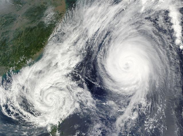 Fenómenos meteorológicos extremos en el 2018