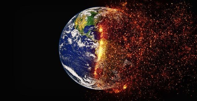Los daños causados por el cambio climático
