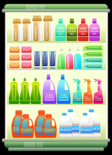Productos naturales para limpiar el hogar