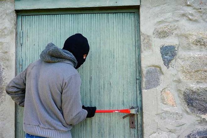 Los robos con fuerza en domicilios aumentaron en 2018