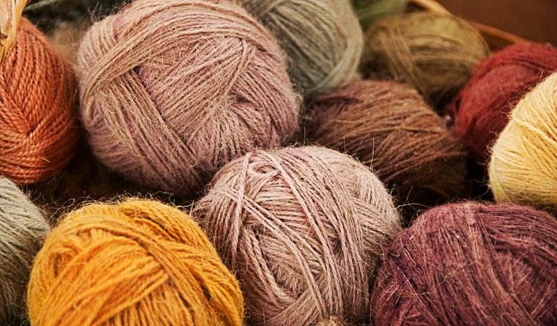 Las fibras naturales protagonizan la decoración