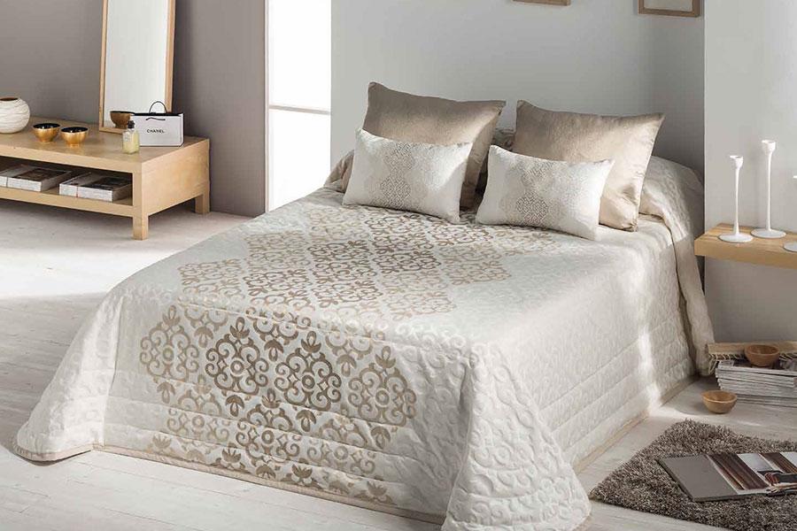 Ropa de camas con frescura veraniega