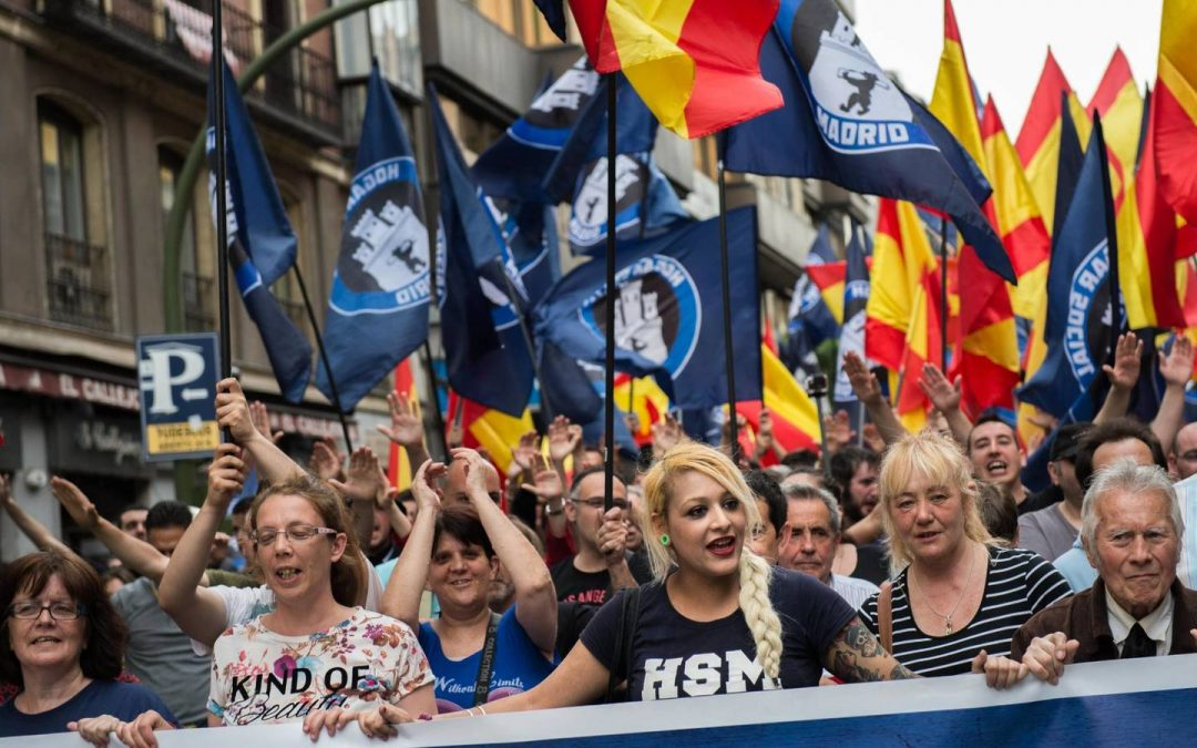 El grupo Hogar Social se inscribe como partido político