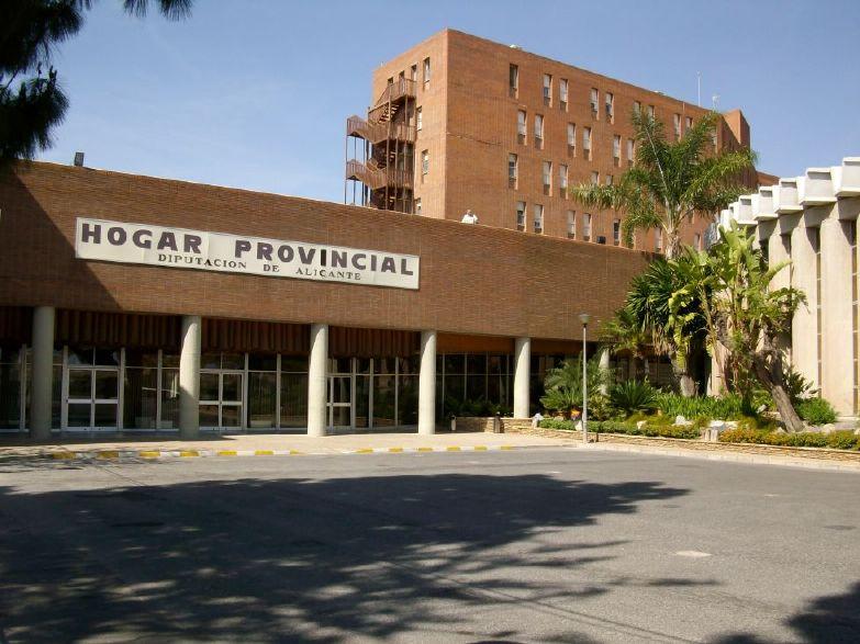 Hogar Provincial Alicante… centro social y benéfico