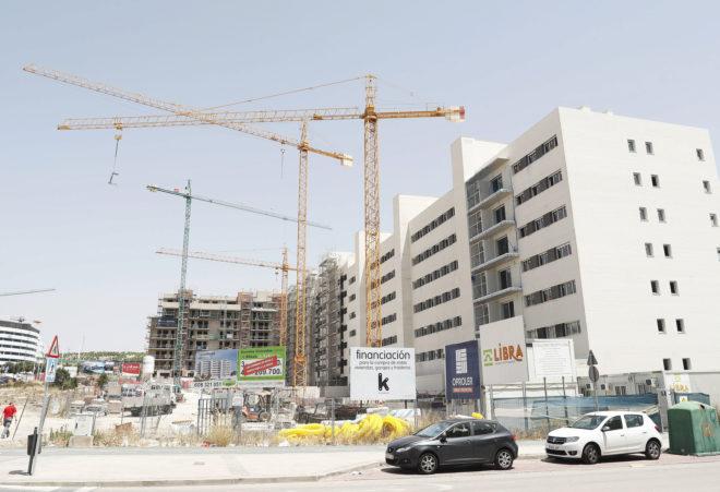 El mercado inmobiliario en España entra en depresión