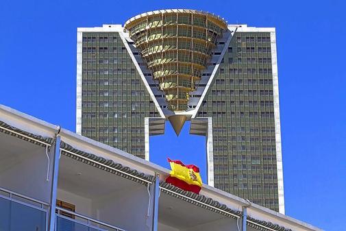 Delfin Tower, Primer edificio residencial con certificación Leed Gold
