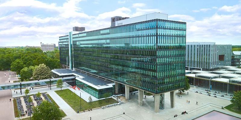 Edificios Inteligentes Atlas y Helix