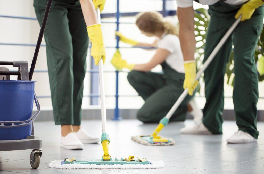 Limpieza y desinfección del hogar para prevenir contagios con el COVID-19