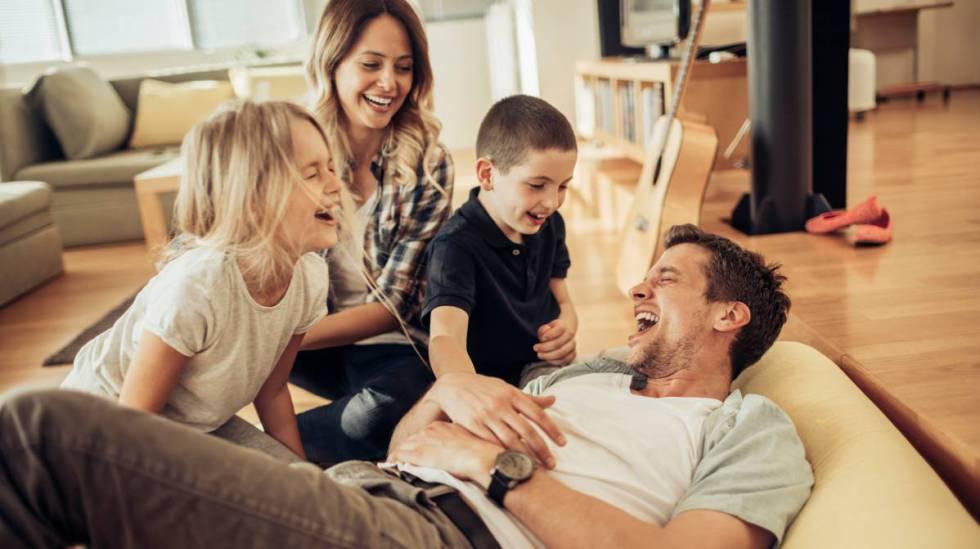 El confinamiento… buen momento para reforzar los vínculos con los hijos