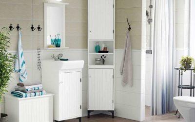 Convierte tu baño en un lugar práctico pero acogedor