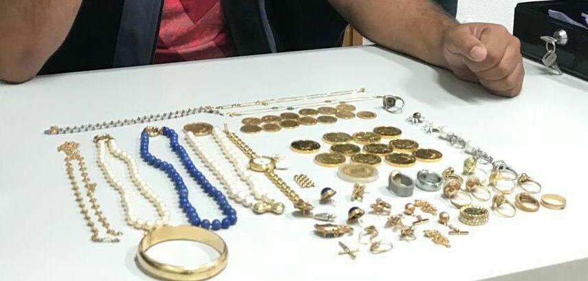 Empleada del hogar en las Palmas robó las joyas de la casa